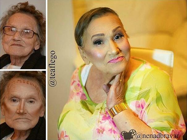 grandmother-makeup-contouring-tea-flego-7