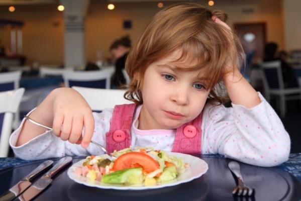 Здравословно хранене на детето