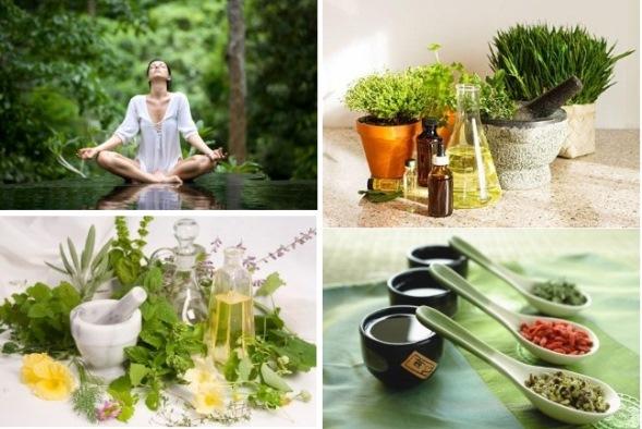 Натуропатия - природно лечение