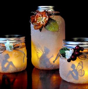 вълшебна свещ