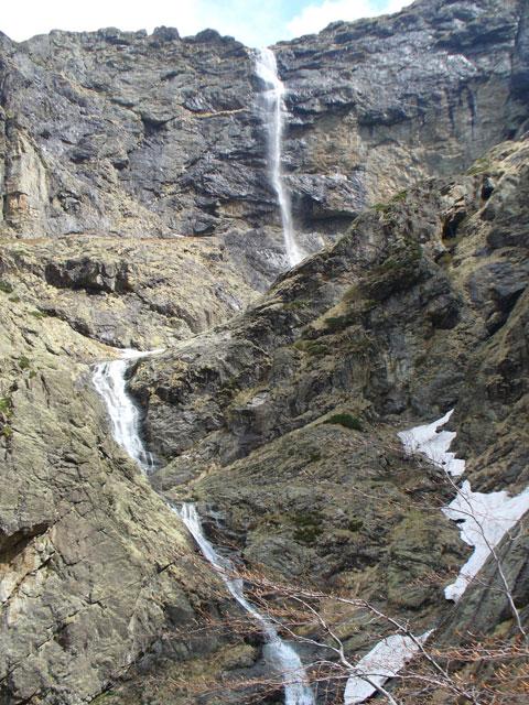 """Водопад """"Видимско пръскало"""", с. Видима ( Априлци )"""