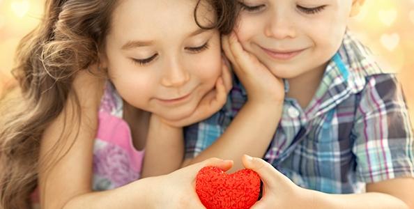 Влюбени деца
