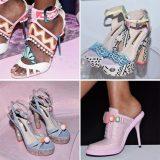 Цветът на обувките също е важен