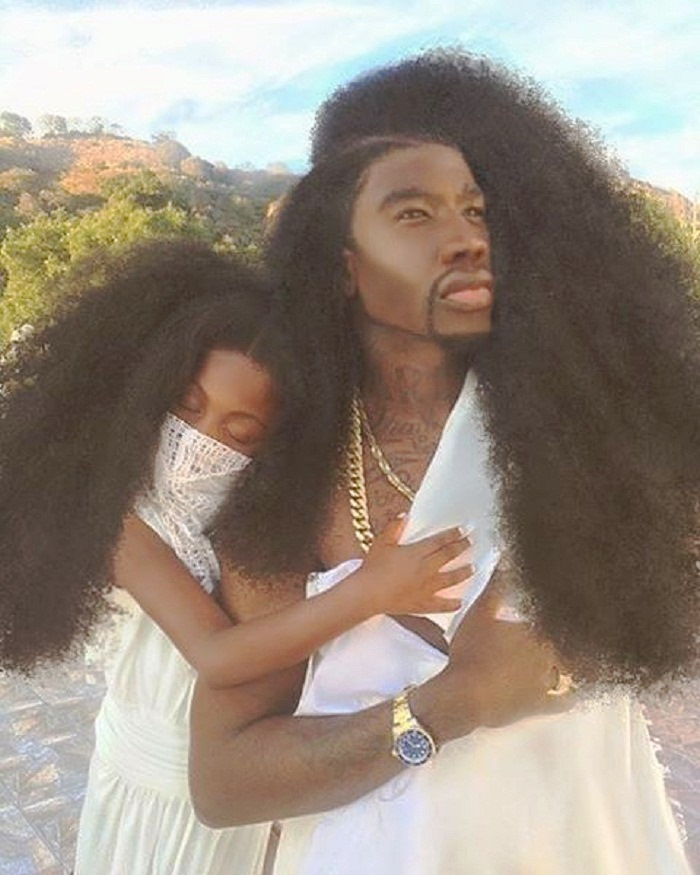 Father-and-Daughter-Duo-With-Their-Natural-Hairdos5