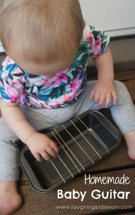 Направи си сам - китара с подръчни средства