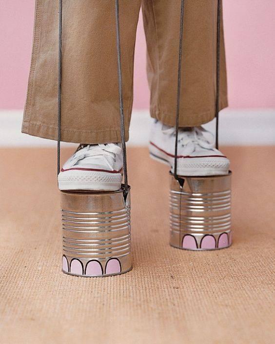 Направи си сам - обувки на слонче