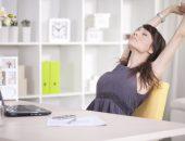 Супер ефектни упражнения зад бюрото