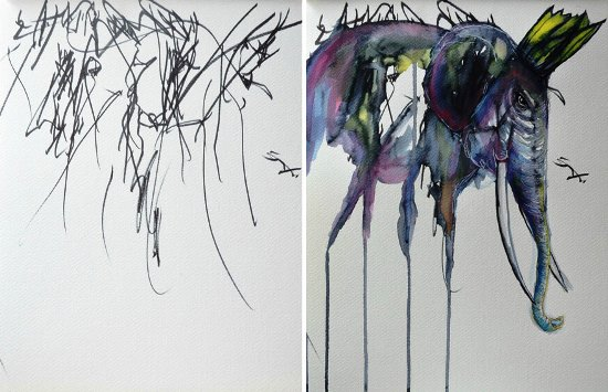 artist-turns-her-two-year-olds-sketches-into-paintings-5
