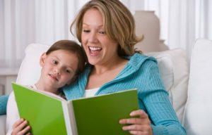 дете четене