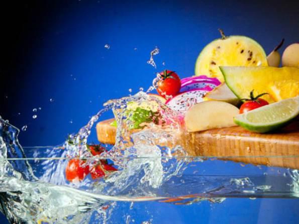 Диета за 3 дни с хидратиращи храни