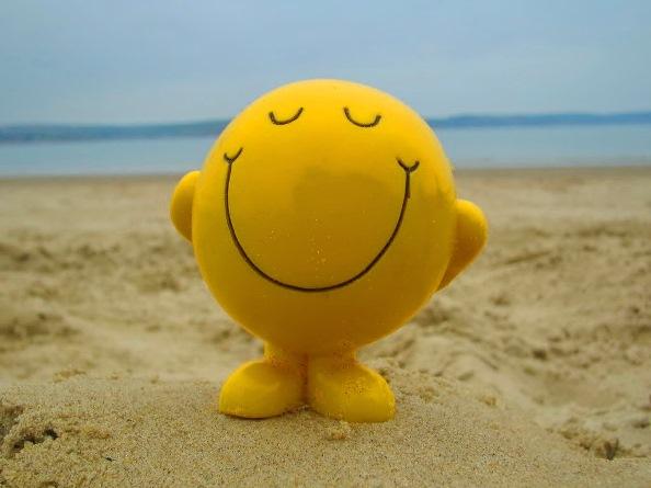 Бъдете усмихнати