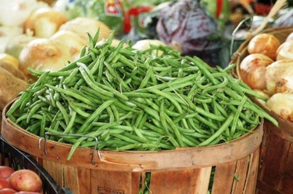 Зелен фасул