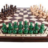 шах за трима