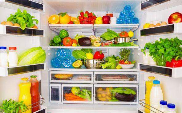 Продуктите в хладилника