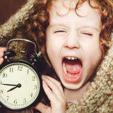 Детето и часовника