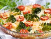 Карфиол и броколи на фурна
