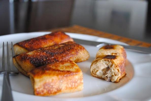 Палачинки с пиле