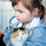 дете домашен любимец