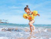 дете море