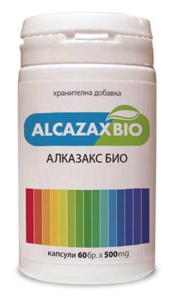 алказакс био - алкализиране на организма