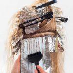 боядисате косата си