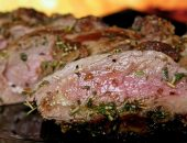червеното месо